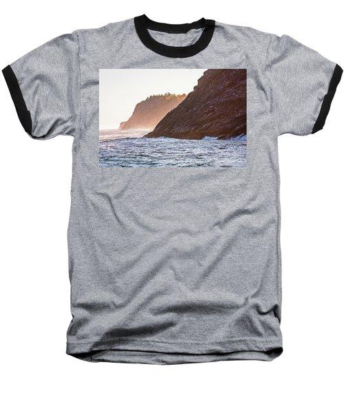 Eastern Coastline Baseball T-Shirt
