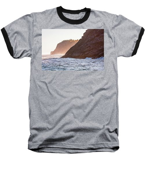 Eastern Coastline Baseball T-Shirt