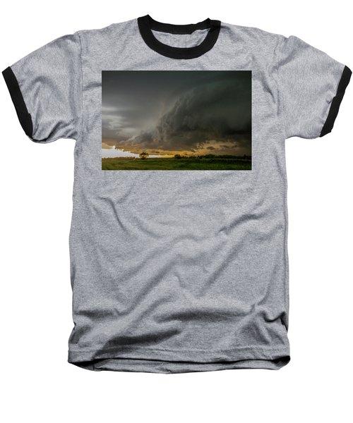Eastern Nebraska Moderate Risk Chase Day Part 2 004 Baseball T-Shirt