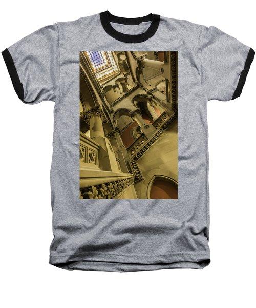 Eastern Staircase Baseball T-Shirt