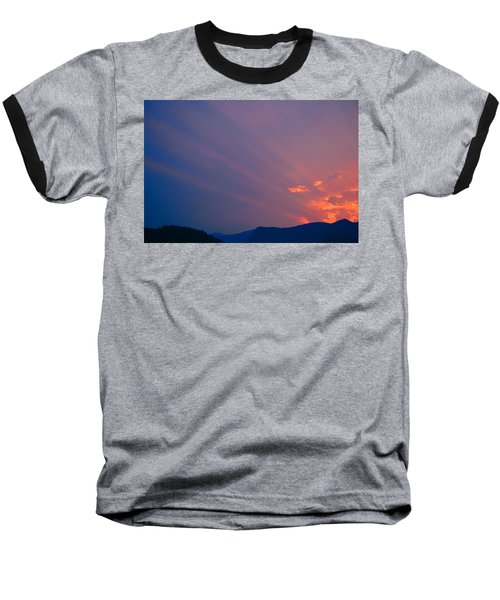Eastern Sunrise Baseball T-Shirt