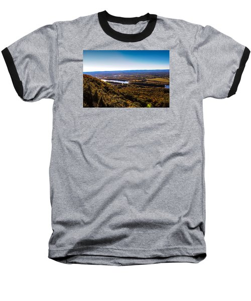 Easthampton View From Summit House Baseball T-Shirt
