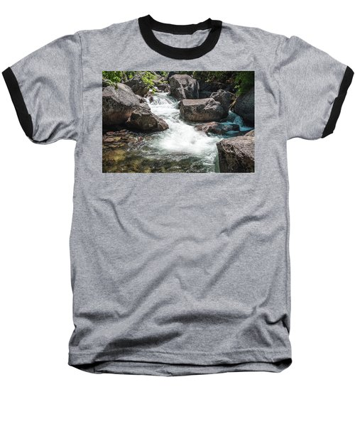 Easy Waters- Baseball T-Shirt