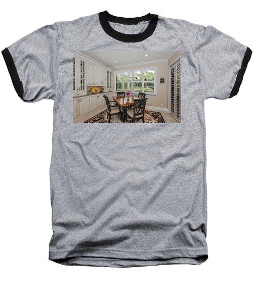 Eat In Kitchen Baseball T-Shirt