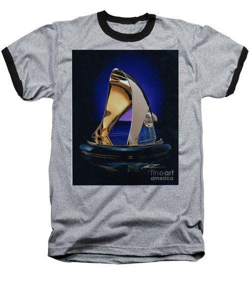 Eaton Quality Award Sculpture  Baseball T-Shirt