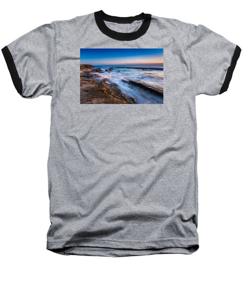 Ebb And Flow Baseball T-Shirt
