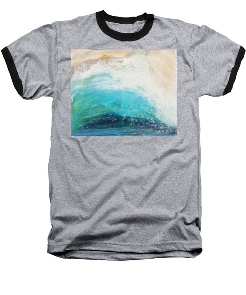 Ebb And Flow Baseball T-Shirt