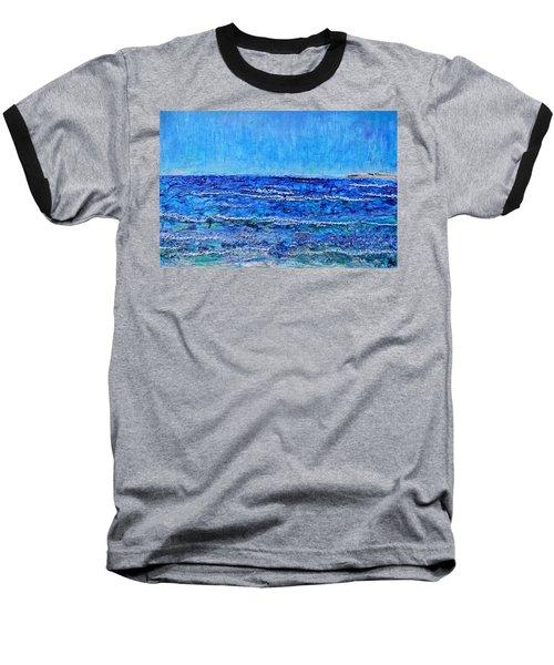 Ebbing Tide Baseball T-Shirt