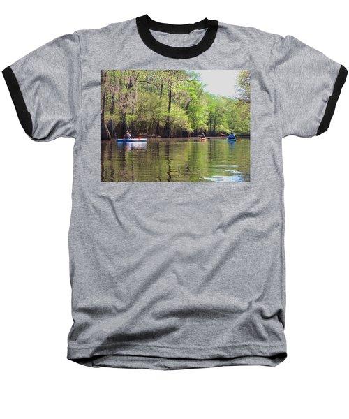 Ebenezer Creek Baseball T-Shirt