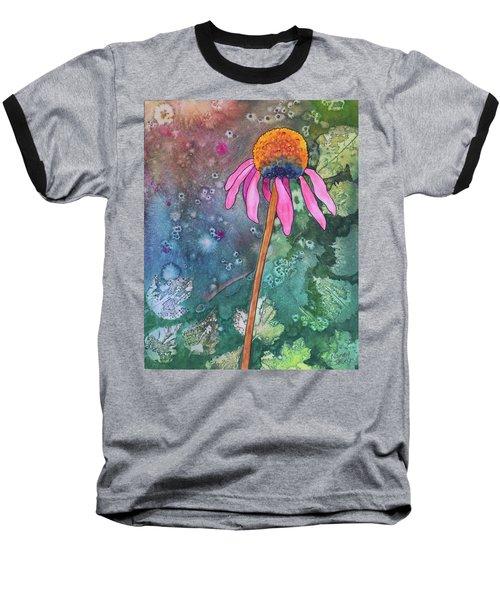 Echinacea Baseball T-Shirt