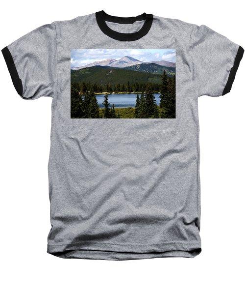 Echo Lake Colorado Baseball T-Shirt