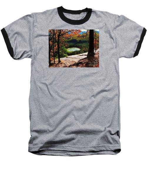 Echo Lake, New Hampshire Baseball T-Shirt