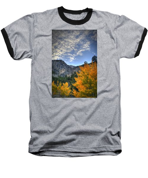 Echo Road Aspen Baseball T-Shirt