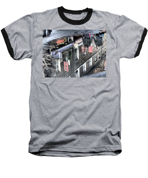Echoes Of China Baseball T-Shirt