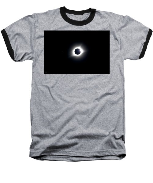 Eclipse 2017 Baseball T-Shirt