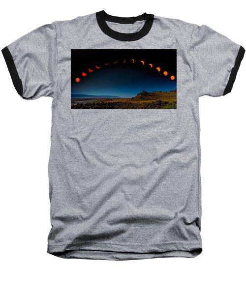 Eclipse Pano Baseball T-Shirt