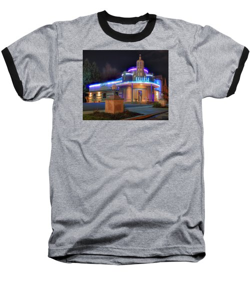 Eclipse Baseball T-Shirt