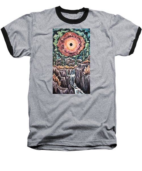 Eclipse- When The Sun Goes Dark Baseball T-Shirt