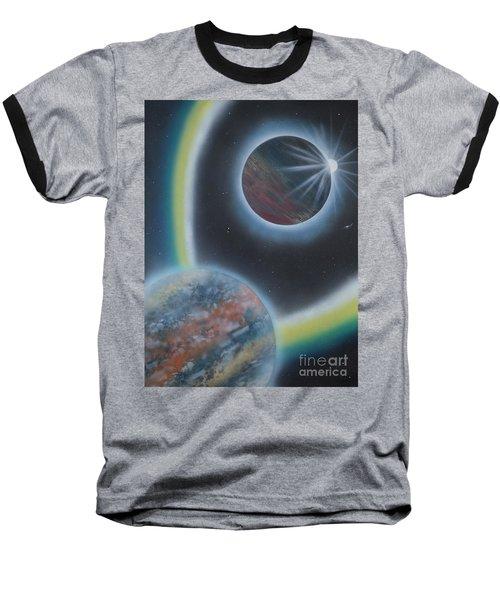 Eclipsing Baseball T-Shirt