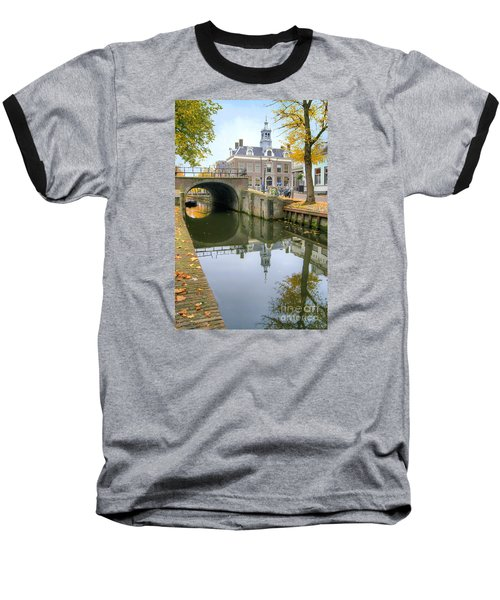 Edam Town Hall Baseball T-Shirt