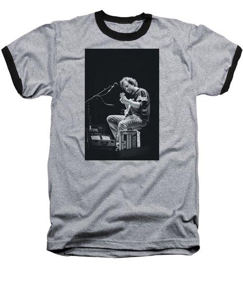 Eddie Vedder Playing Live Baseball T-Shirt