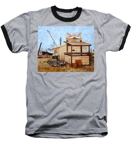 Eddies On The Creek Belford Nj Baseball T-Shirt