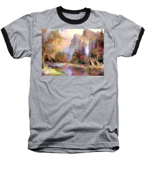 Eden Baseball T-Shirt by Wayne Pascall