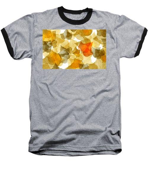 Edge Of Autumn Baseball T-Shirt