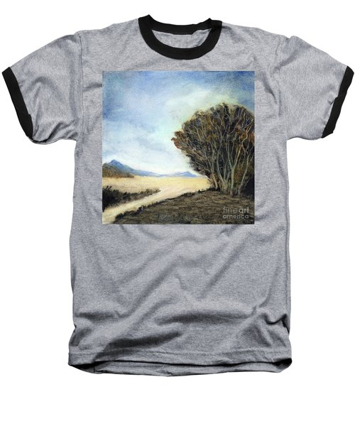 Edge Of The Mohave Baseball T-Shirt