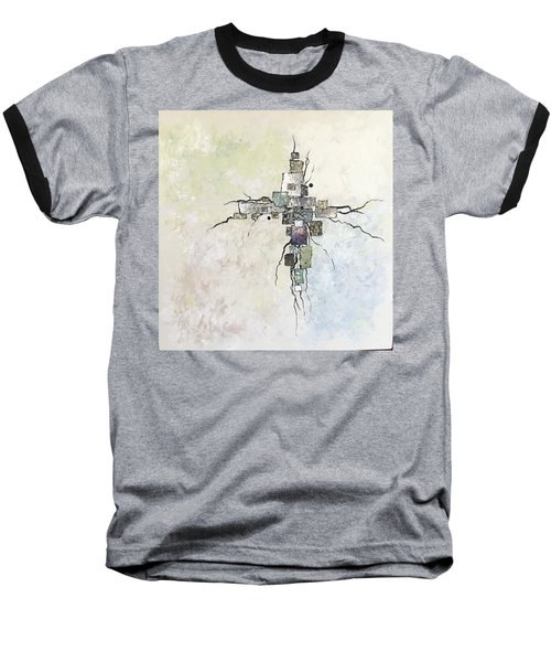 Edgy Baseball T-Shirt