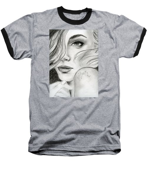 Edna Baseball T-Shirt