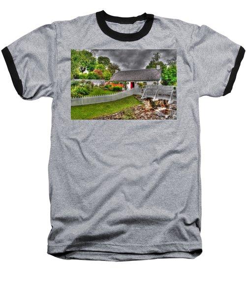 Edradour Distillery Shop Baseball T-Shirt