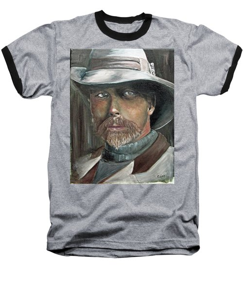 Edward Sheriff Curtis Baseball T-Shirt