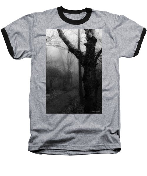 Eerie Stillness Baseball T-Shirt