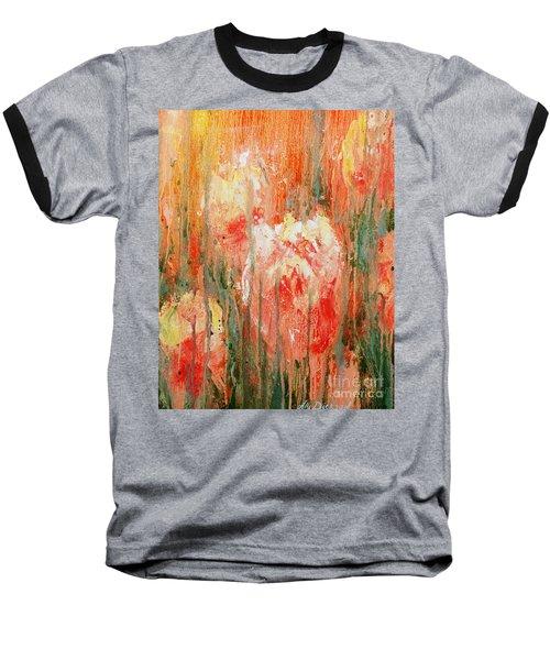 Efflorescence Baseball T-Shirt