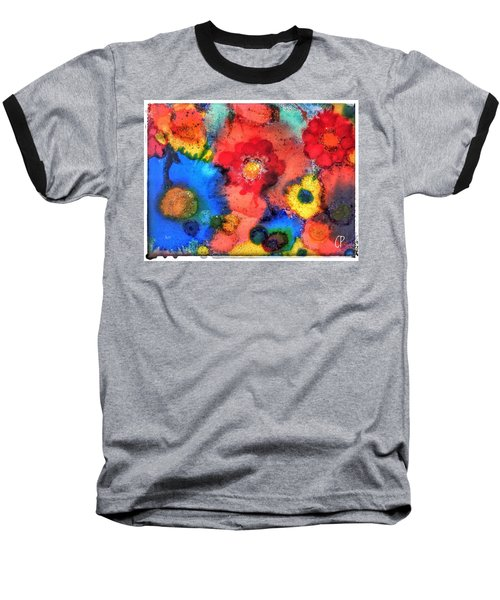 Efflorescence Baseball T-Shirt