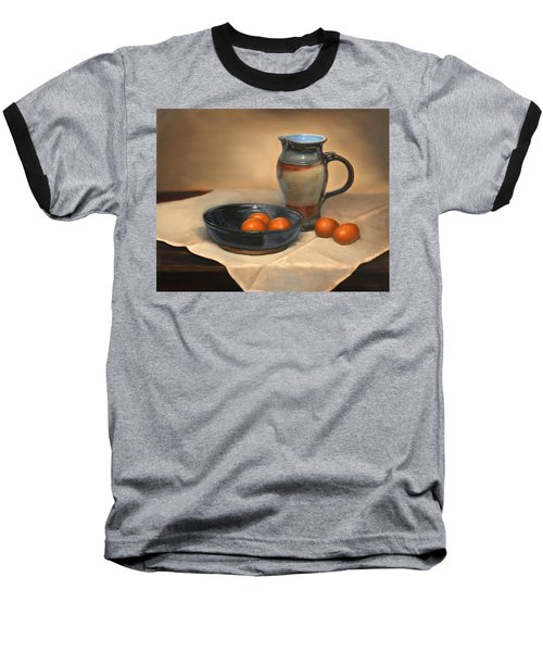 Eggs And Pitcher Baseball T-Shirt