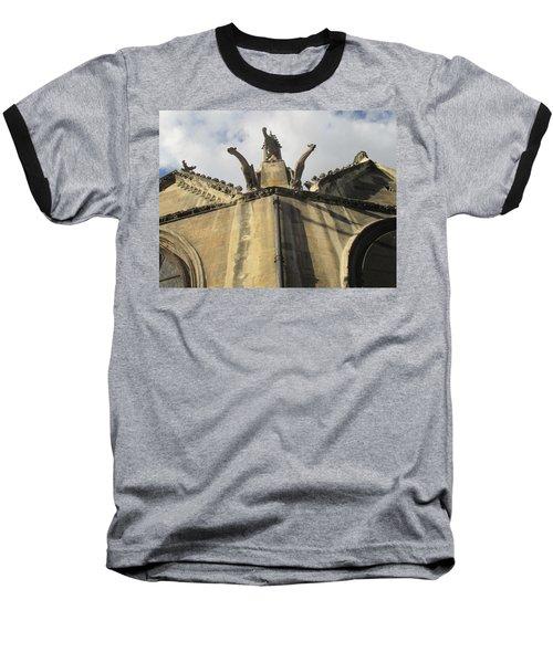 Eglise Saint-severin, Paris Baseball T-Shirt