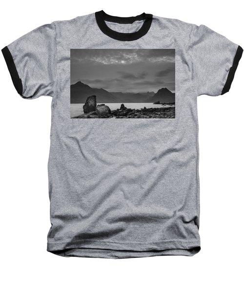 Egol Beach On The Isle Of Skye In Scotland Baseball T-Shirt