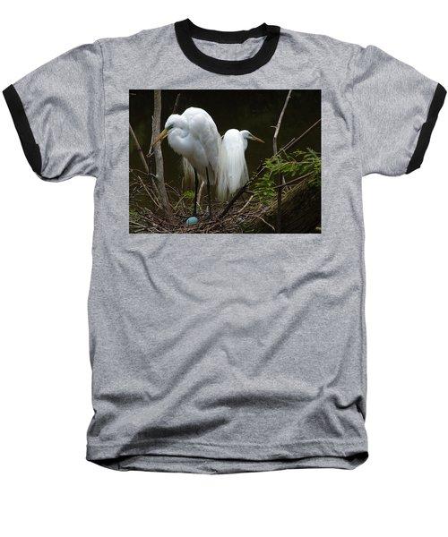 Egrets Baseball T-Shirt