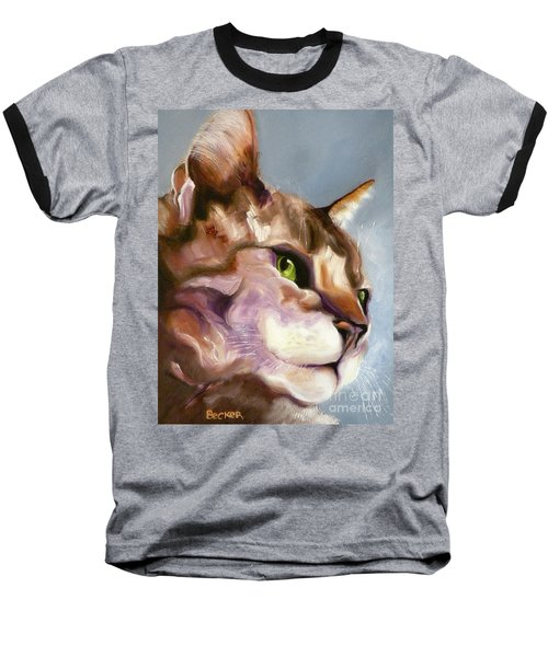 Egyptian Mau Princess Baseball T-Shirt