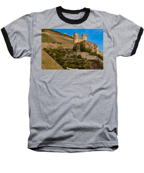 Ehrenfels Castle Ruin Baseball T-Shirt