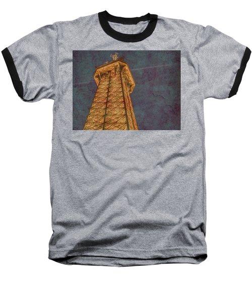 Paris, France - Eiffel Peak Baseball T-Shirt