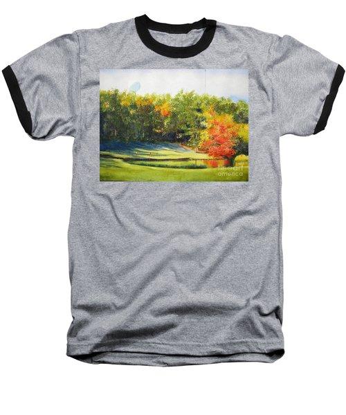 Eighteenth Hole Baseball T-Shirt
