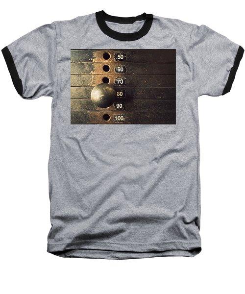 Eighty Baseball T-Shirt by Joseph Skompski