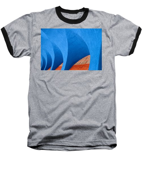 Ekklisia Baseball T-Shirt by Paul Wear