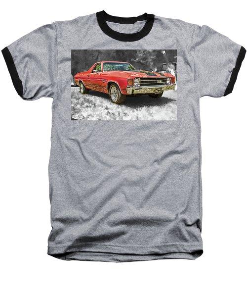 El Camino 2 Baseball T-Shirt