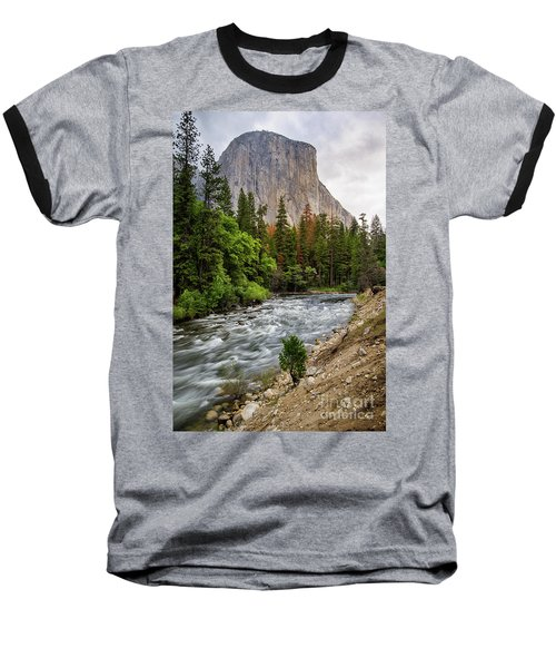 El Cap #3 Baseball T-Shirt
