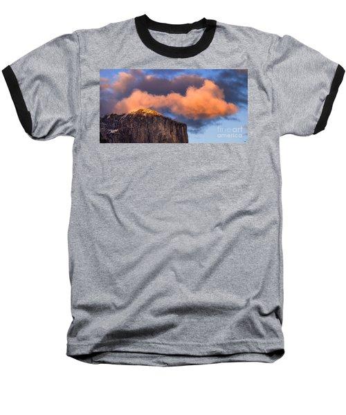 El Cap Glow Baseball T-Shirt