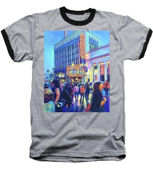 El Capitan Baseball T-Shirt by Bonnie Lambert